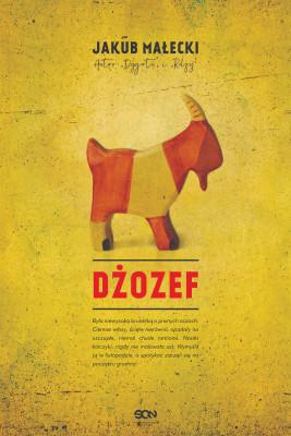 okładka Dżozef, Ebook | Jakub Małecki