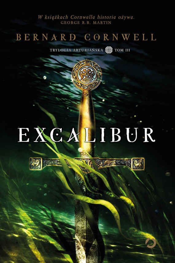 okładka Excalibur. Ebook | EPUB, MOBI | Bernard Cornwell