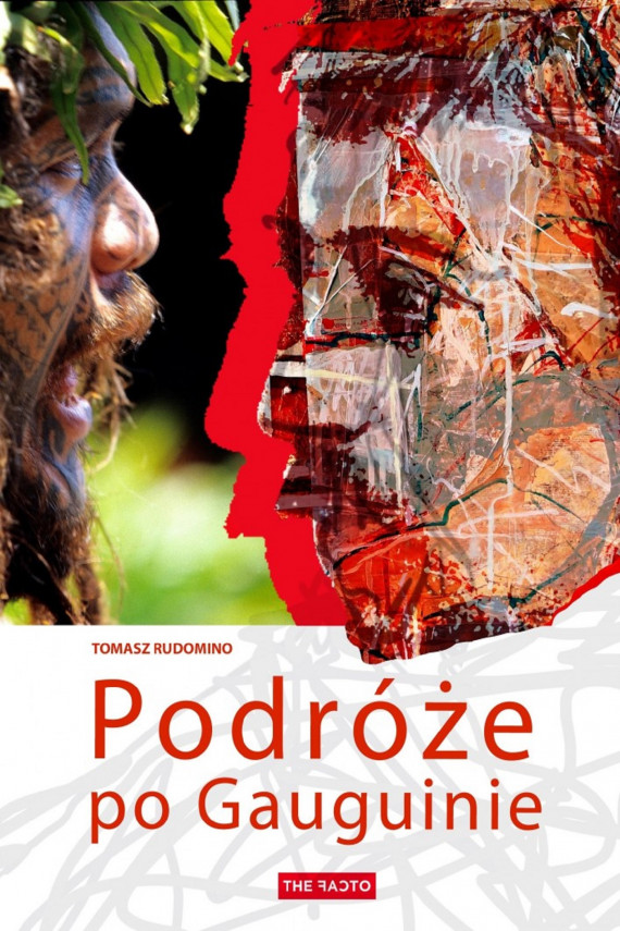 okładka Podróże po Gauguinie. Ebook | EPUB, MOBI | Rudomino Tomasz