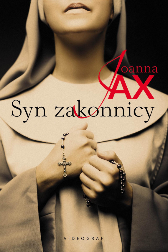 okładka Syn zakonnicy. Ebook | EPUB, MOBI | Joanna Jax
