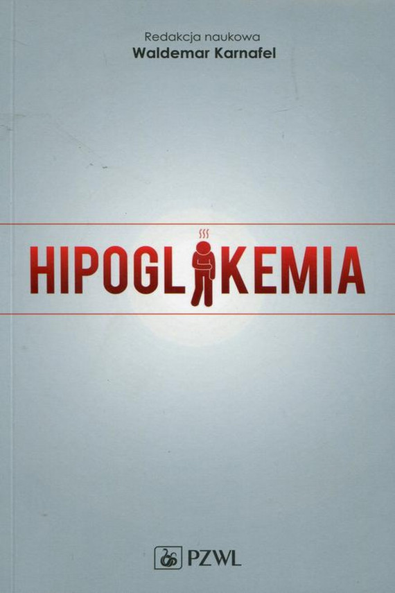 okładka Hipoglikemia. Ebook | EPUB, MOBI | Waldemar  Karnafel