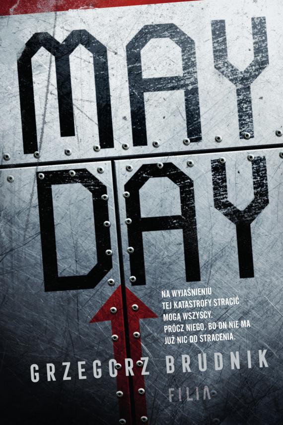 okładka Maydayebook | EPUB, MOBI | Brudnik Grzegorz