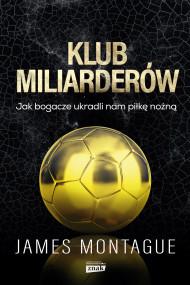 okładka Klub miliarderów, Ebook | Montague James