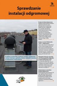 okładka Sprawdzanie instalacji odgromowej. Ebook | papier | Praca zbiorowa