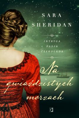 okładka Na gwiaździstych morzach, Ebook | Sara Sheridan