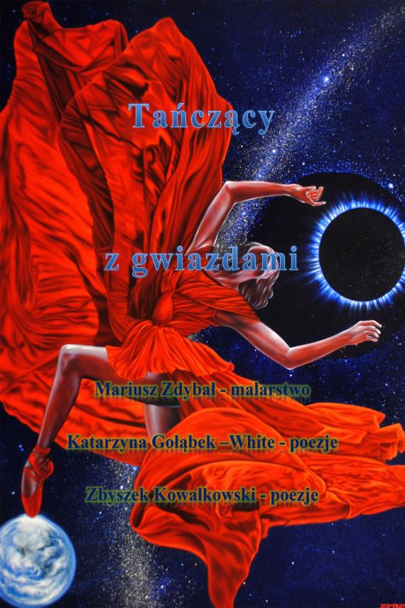 okładka Tańczący z gwiazdamiebook | PDF | Katarzyna  Gołąbek, Mariusz Zbybał