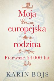 okładka Moja europejska rodzina. Ebook | papier | Urszula Gardner, Karin Bojs