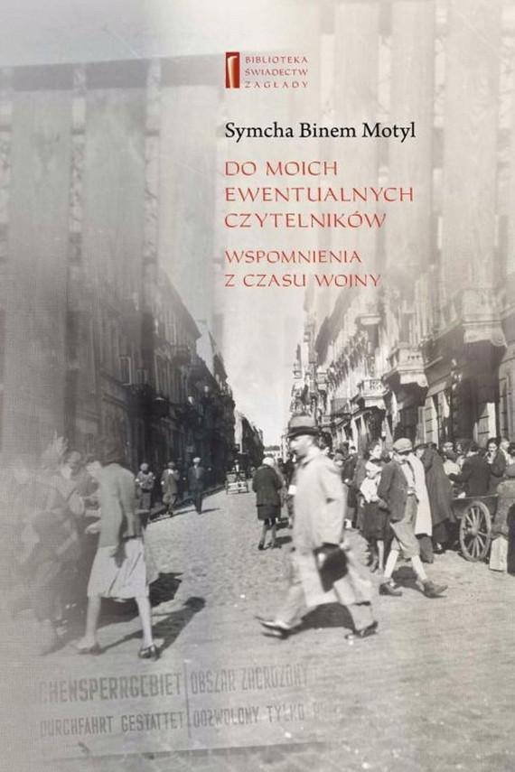 Do Moich Ewentualnych Czytelników Agnieszka Haskasymcha Binem