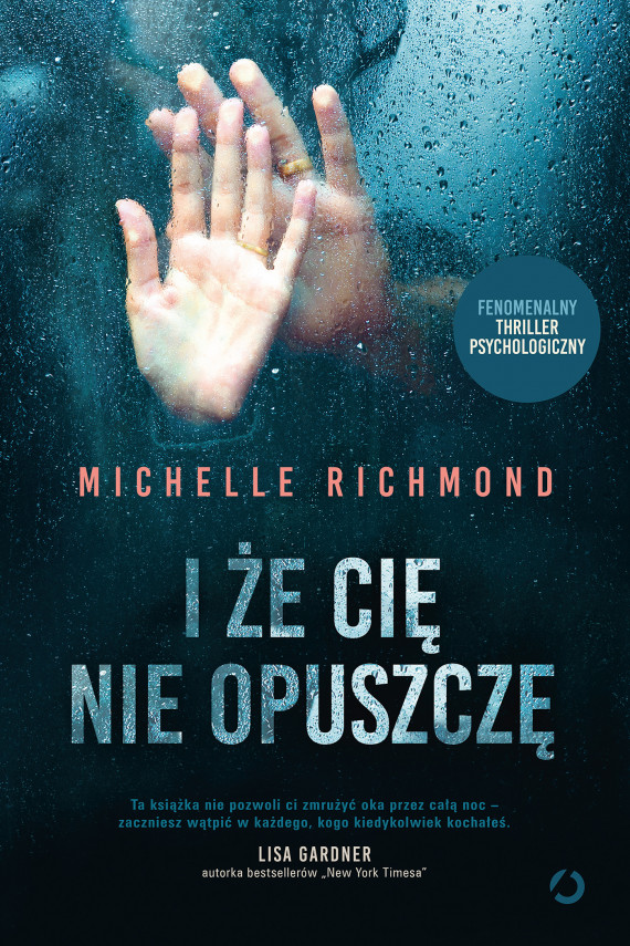okładka I że cię nie opuszczęebook | EPUB, MOBI | Richmond Michelle