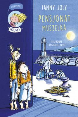 okładka Pensjonat Muszelka, Ebook | Fanny Joly