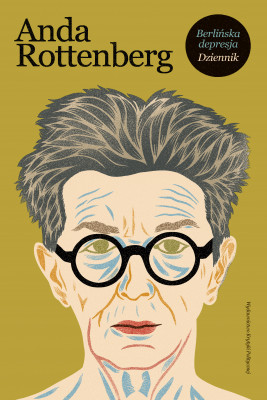 okładka Berlińska depresja, Ebook | Anda Rottenberg
