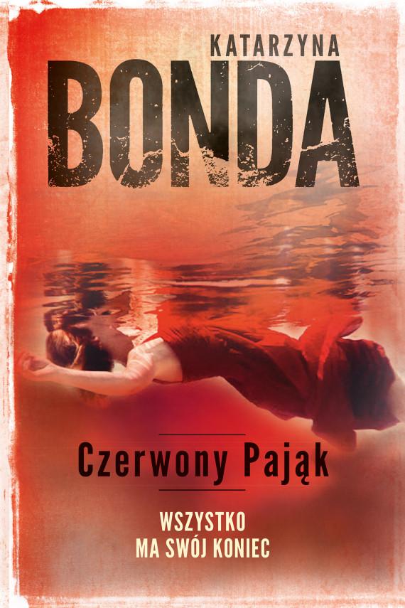 okładka Czerwony Pająk. Ebook | EPUB, MOBI | Katarzyna Bonda