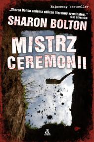 okładka Mistrz ceremonii, Ebook | Sharon Bolton, Andrzej Jankowski