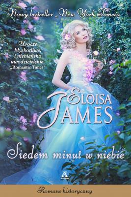 okładka Siedem minut w niebie, Ebook | Eloisa James