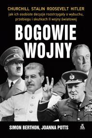 okładka Bogowie wojny, Ebook | Simon Berthon, Joanna Potts, Rudolf Szymański