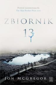 okładka Zbiornik 13, Ebook | Mariusz Banachowicz, McGregor Jon