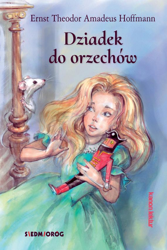 okładka Dziadek do orzechówebook   EPUB, MOBI   E.T.A. Hoffmann