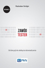 okładka Zawód tester, Ebook | Radosław  Smilgin