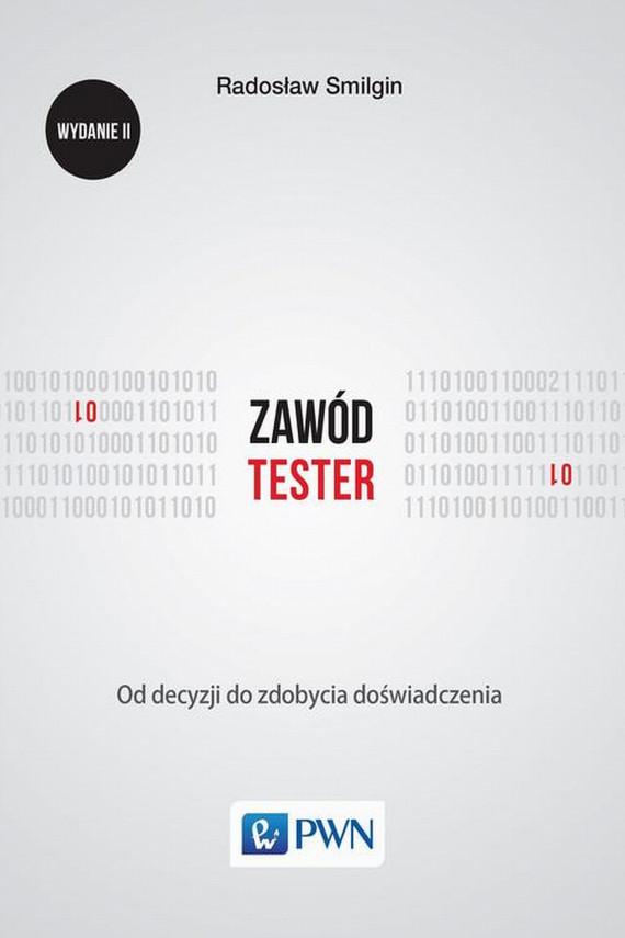 okładka Zawód testerebook | EPUB, MOBI | Radosław  Smilgin