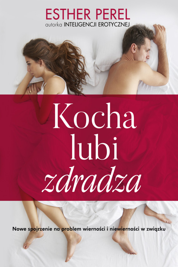 okładka Kocha, lubi, zdradzaebook | EPUB, MOBI | Perel Esther