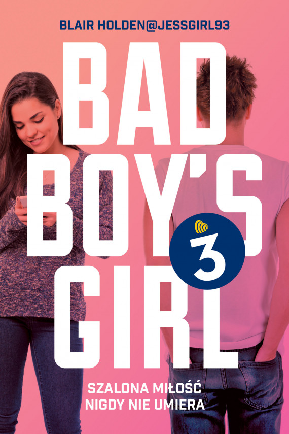 okładka Bad Boy's Girl 3ebook | EPUB, MOBI | Blair  Holden