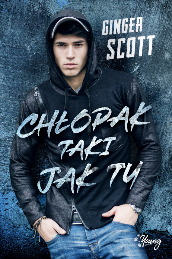 okładka Chłopak taki jak tyebook | EPUB, MOBI | Ginger Scott