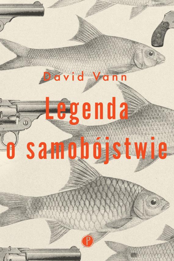 okładka Legenda o samobójstwieebook | EPUB, MOBI | Dobromiła Jankowska, Maria Wirchanowska, David Vann