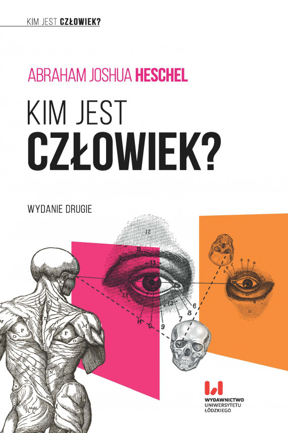 okładka Kim jest człowiek?ebook | EPUB, MOBI | Abraham Joshua Heschel, Katarzyna Wojtkowska