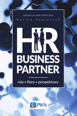 okładka HR Business Partner, Ebook | Karina  Popieluch