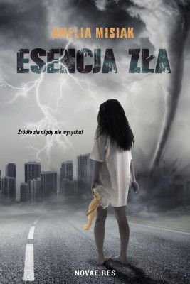 okładka Esencja zła, Ebook | Amelia  Misiak