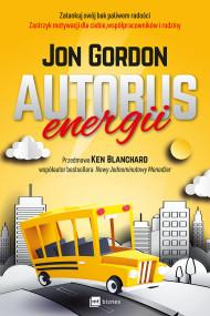 okładka Autobus energii, Ebook   Jon Gordon