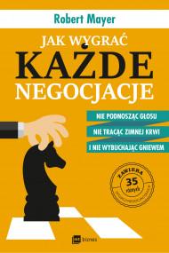 okładka Jak wygrać każde negocjacje, Ebook | Robert Mayer