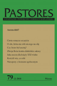 okładka Pastores 79 (2) 2018. Ebook | papier | Zespół Redakcyjny