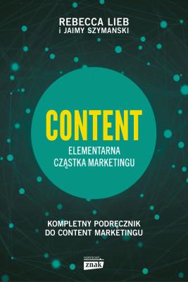 okładka CONTENT, Ebook | Rebecca Lieb, Jaimy Szymanski