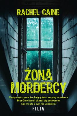 okładka Żona mordercy, Ebook | Rachel Caine
