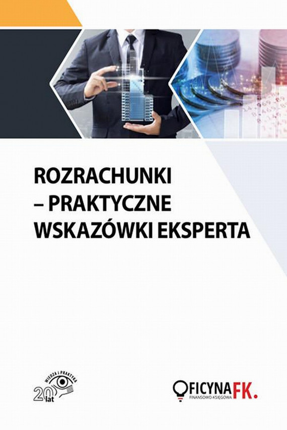 okładka Rozrachunki - praktyczne wskazówki ekspertaebook | PDF | Katarzyna  Trzpioła