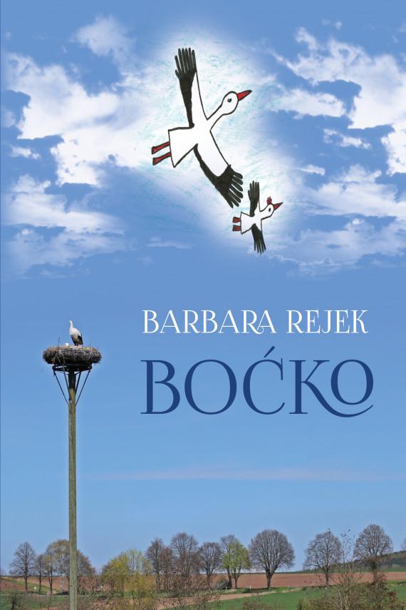 okładka Boćkoebook | EPUB, MOBI | Barbara  Rejek