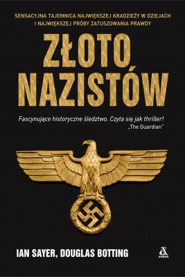 okładka Złoto nazistów, Ebook | Sayer Ian, Botting Douglas