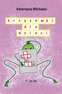 okładka Krzyżówki dla dzieci, Ebook | Katarzyna Michalec