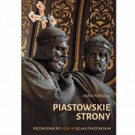 okładka Piastowskie strony. Ebook | Anna  Plenzler