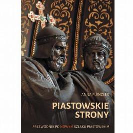 okładka Piastowskie strony, Ebook | Anna  Plenzler