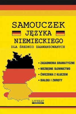 okładka Samouczek języka niemieckiego dla średnio zaawansowanych, Ebook | Monika  von Basse