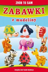 okładka Zabawki z modeliny. Ebook | papier | Beata  Guzowska