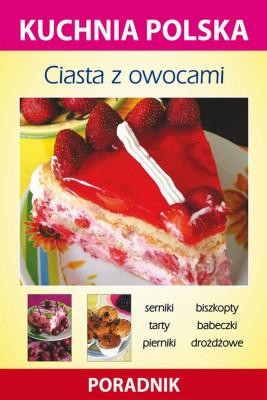 okładka Ciasta z owocami, Ebook | Anna  Smaza