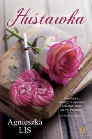 okładka Huśtawka, Ebook | Agnieszka Lis