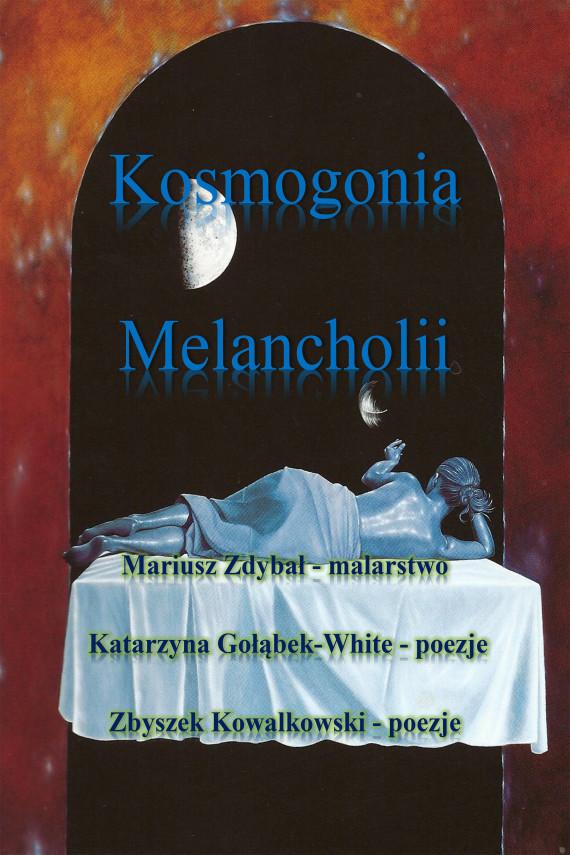 okładka Kosmogonia melancholiiebook | PDF | Katarzyna  Gołąbek
