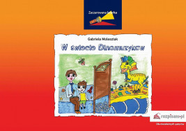 okładka W świecie Dinomuzyków, Ebook | Gabriela  Molesztak