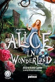 okładka Alice in Wonderland, Ebook | Lewis Carroll, Grzegorz Komerski, Dariusz Jemielniak, Marta Fihel