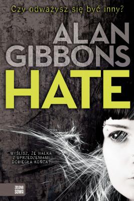 okładka Hate, Ebook | Gibbons Alan