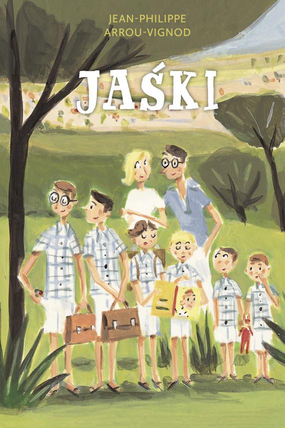okładka Jaśkiebook   EPUB, MOBI   Jean-Philippe Arrou-Vignod
